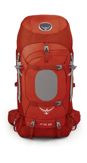 Osprey W's Ariel 65 Vermillion Red